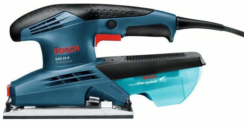 Vibrační bruska Bosch GSS 23 A Professional, 0601070400