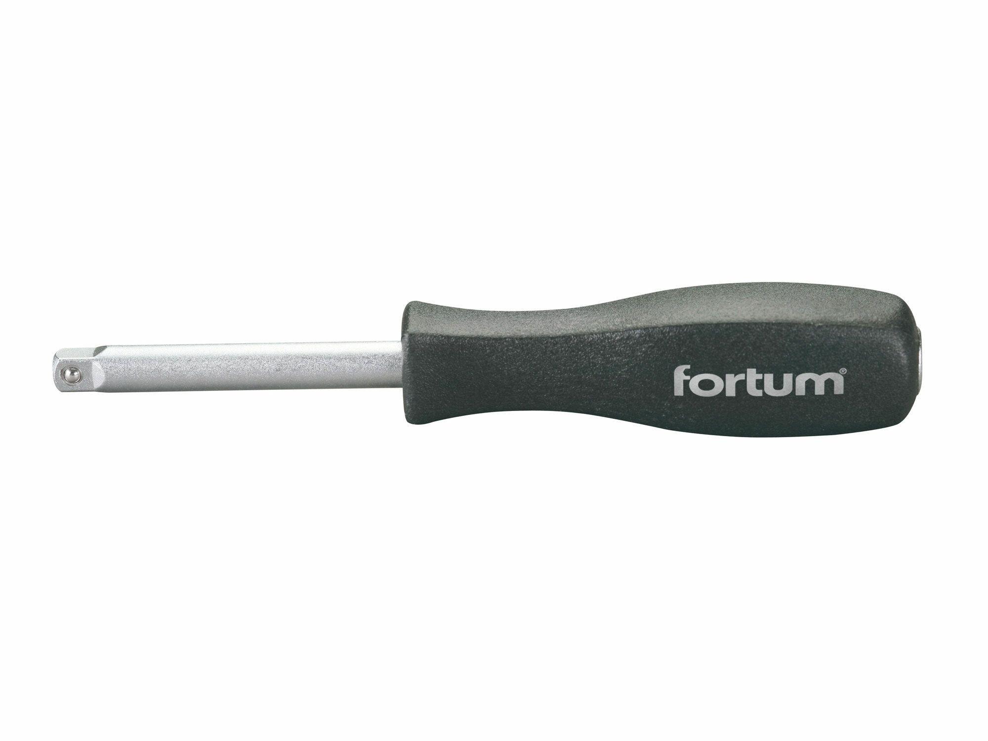 "Nástavec s rukojetí, 1/4"", L 150mm, 61CrV5 FORTUM"