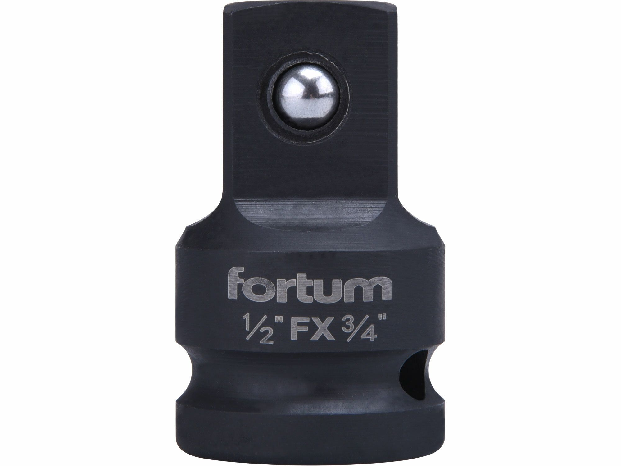 """Adaptér, vnitřní 1/2""""- vnější 3/4"""", FORTUM"""