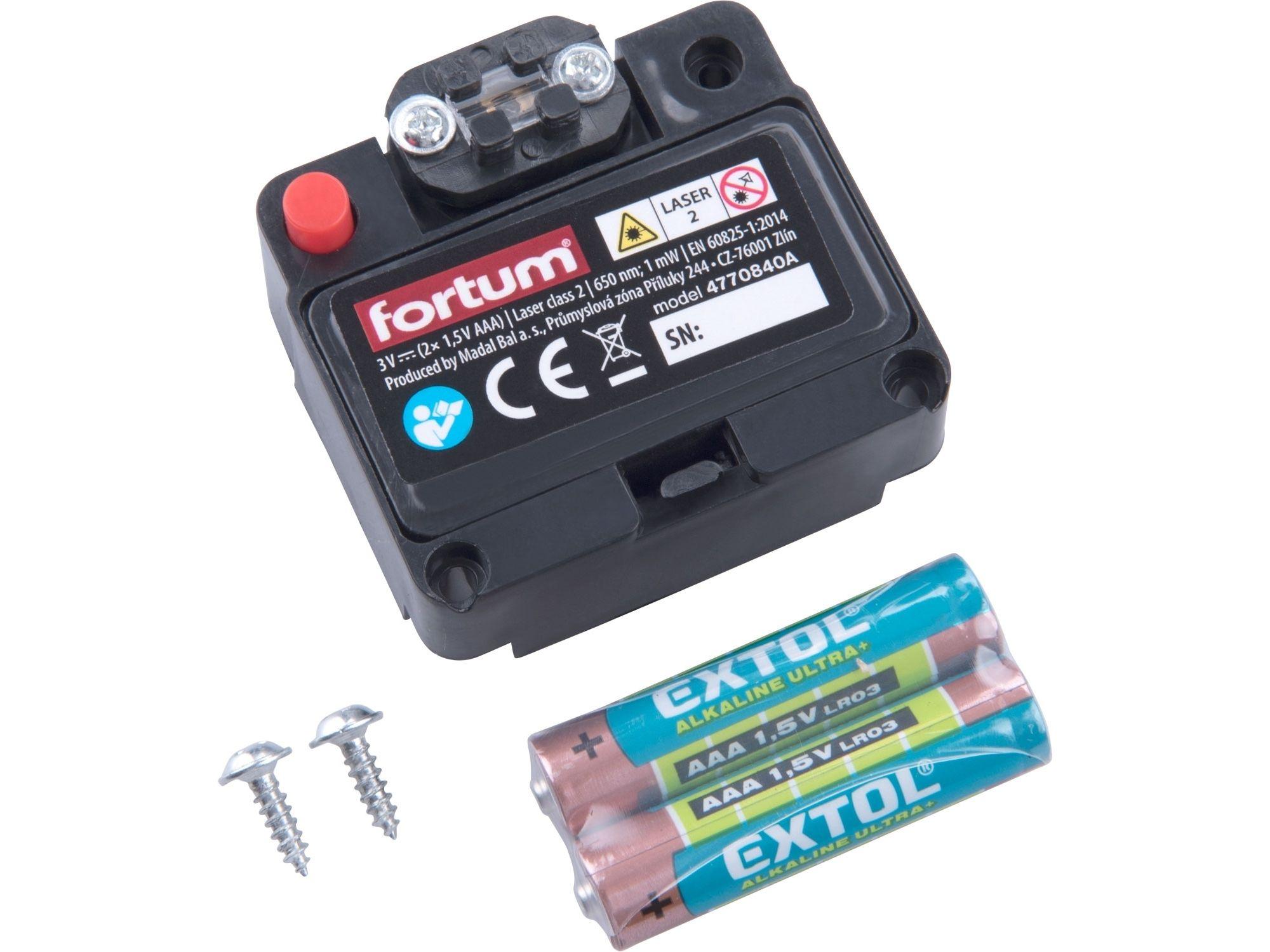 Laser přídavný, k řezačkám 4770840/41/42 FORTUM