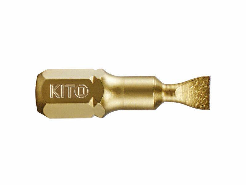 Hrot, 3x25mm, S2/TiN, KITO
