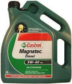 Motorový olej Castrol MAGNATEC DIESEL 10W40 B4 5L