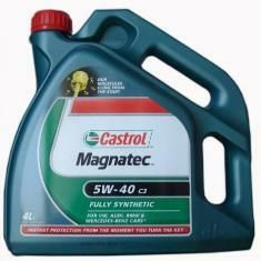 Motorový olej Castrol MAGNATEC 5W40 C3 4L