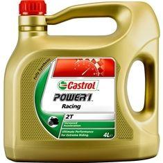 Motocyklový olej Castrol POWER1 RACING 2T 4L