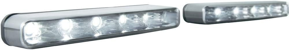 LED světla pro denní svícení Renkforce, TTX-8009, 5 LED
