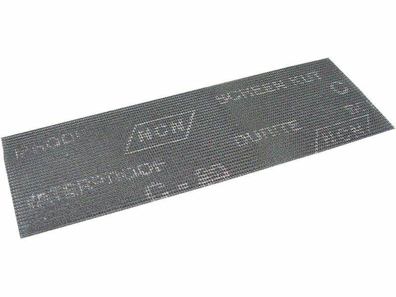 Brusná mřížka 110x270mm 10ks P100