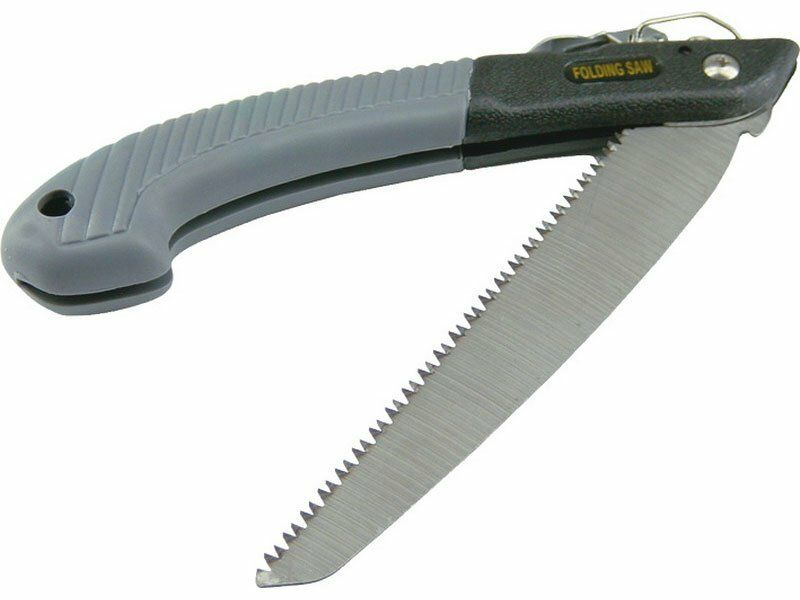 Pilka na větve zavírací, 180mm, celková délka 405mm, trojbroušené zuby EXTOL-CRAFT