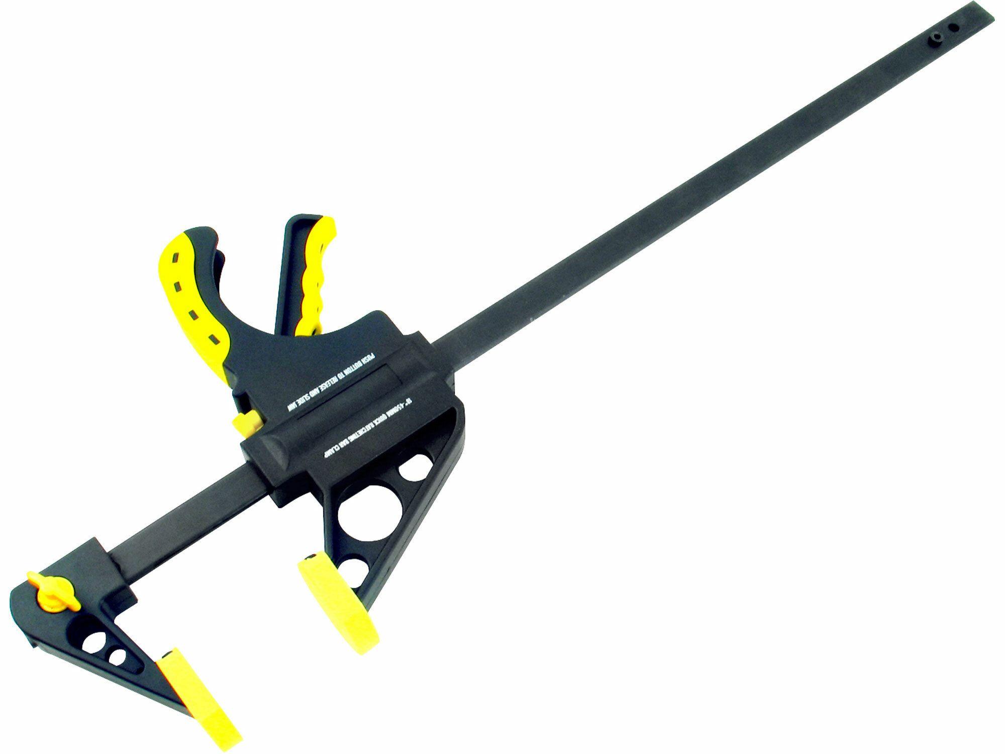Svěrka rychloupínací HEAVY DUTY, 200mm, EXTOL CRAFT