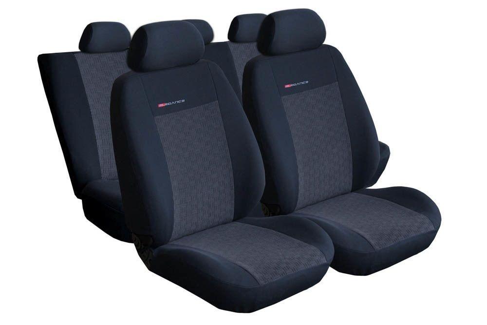 Autopotahy Seat Altea, od r. 2004, antracit SIXTOL