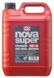 Motorový olej Liqui Moly Nova Super 10W40 5L