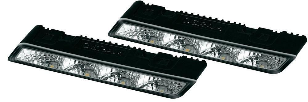 LED světla pro denní svícení Osram PX-4, 4 LED