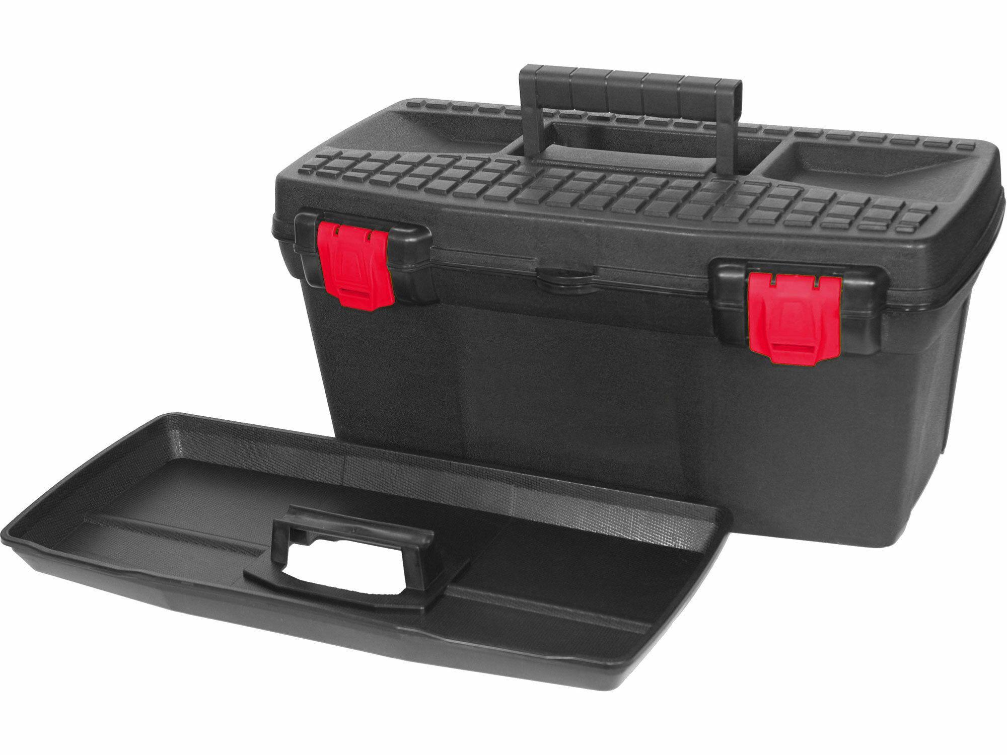 """Kufr na nářadí 19,5"""" ERGO, 480x260x225mm, plastový EXTOL-CRAFT"""