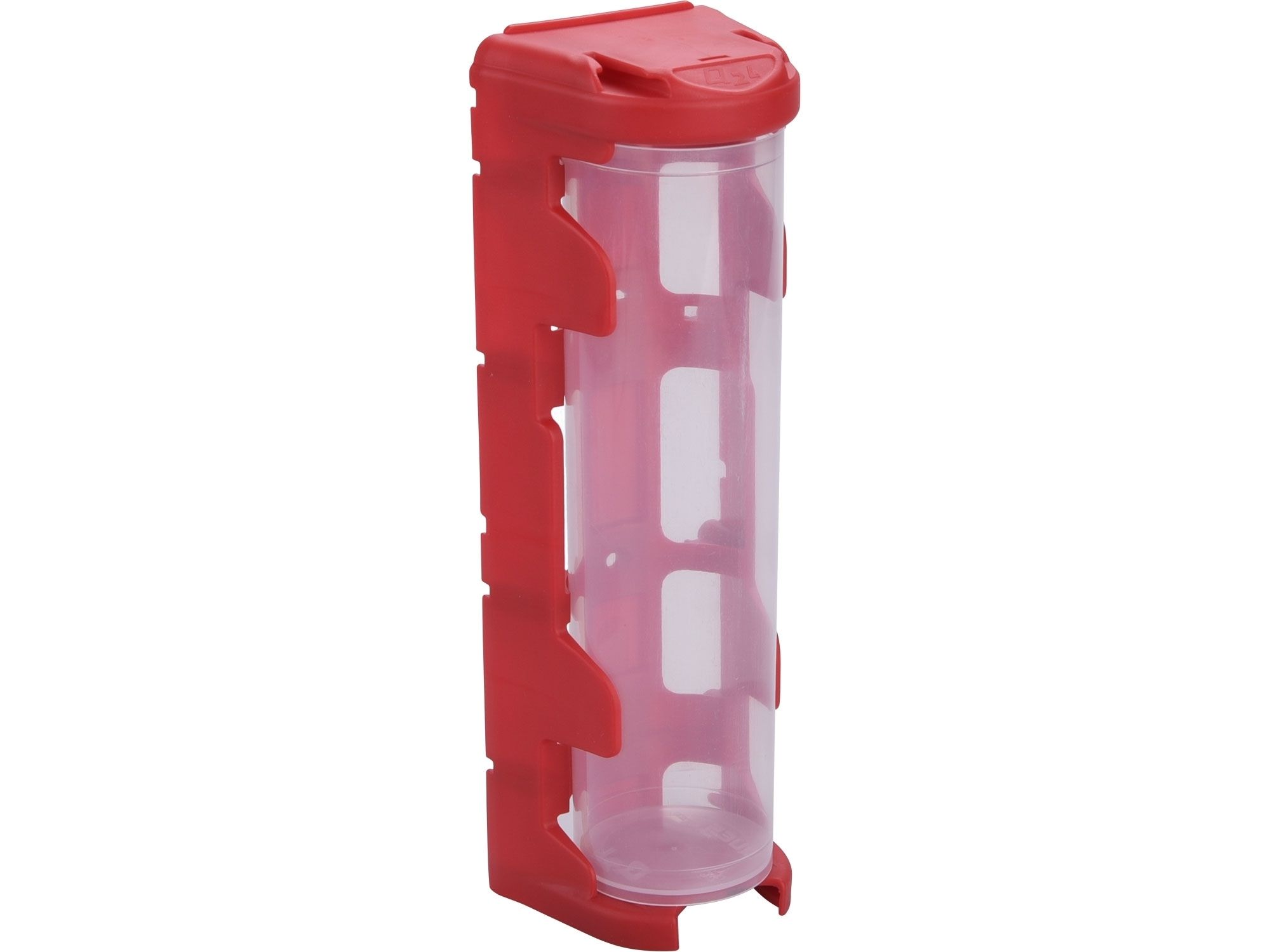 Organizér modulový závěsný - červený, LONG (420ml), PP EXTOL CRAFT