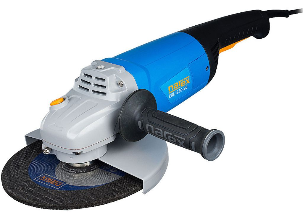 Bruska úhlová 230mm 2600W EBU 230-26 NAREX