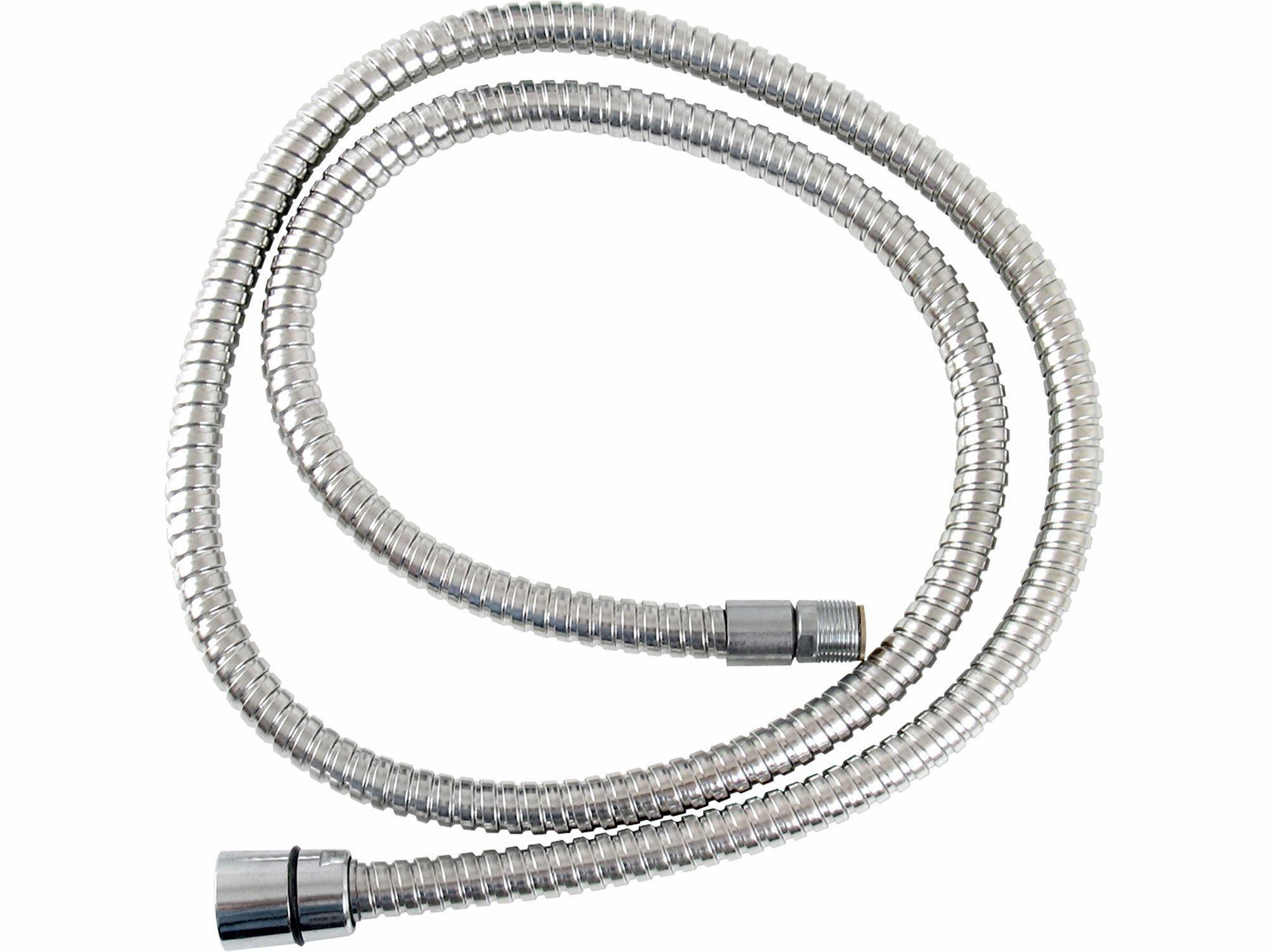 Hadice sprchová pro 81019, nerez, 150cm, lze použít pro 81019, 82019 a 83019, BALLETTO