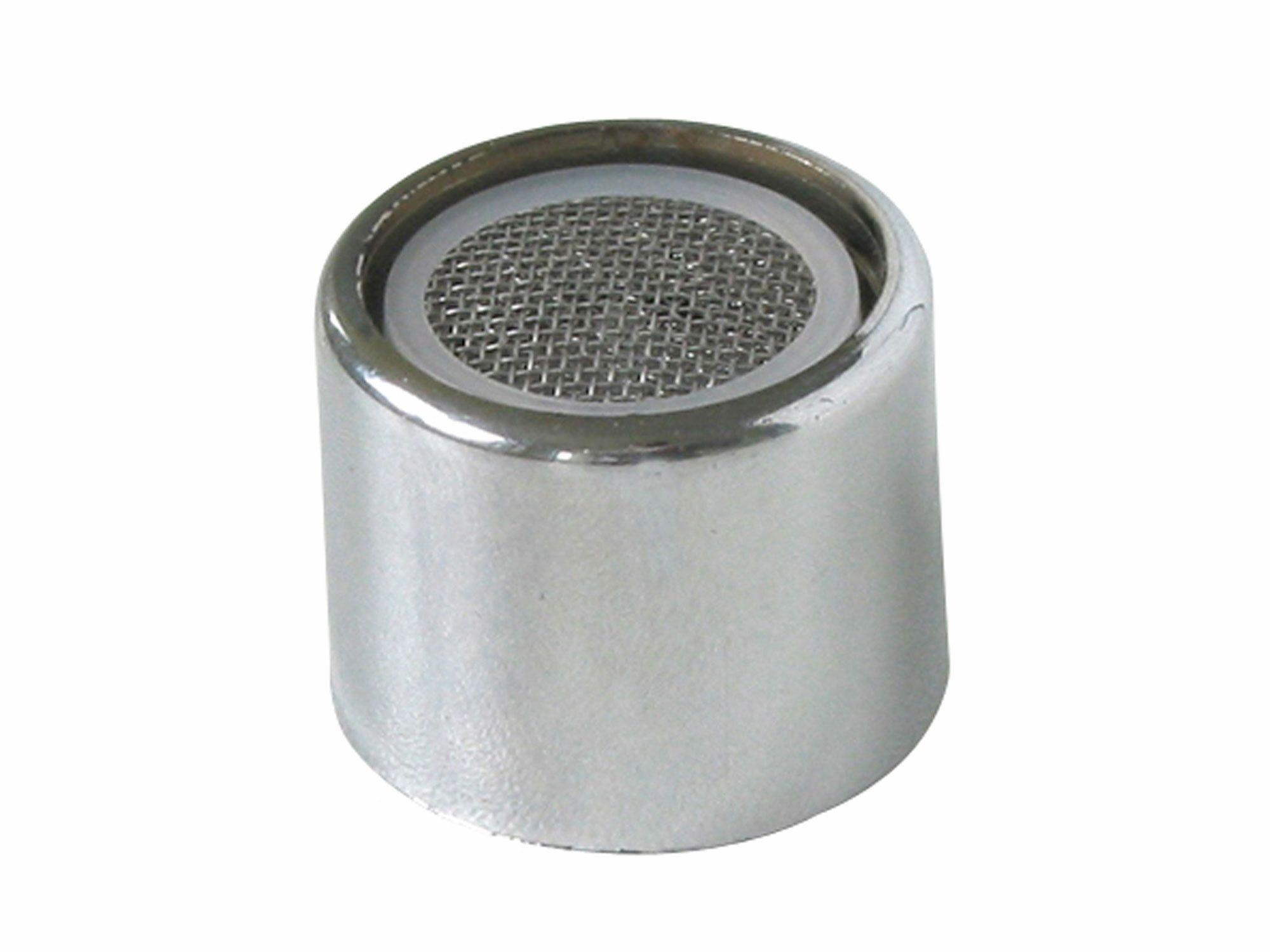 Perlátor pro S-zakřivené ramínko, pro ramínka s vnějším závitem, chrom BALLETTO