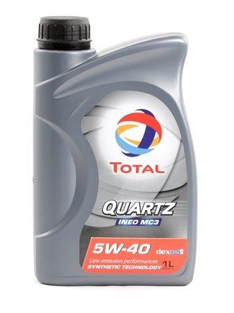 Motorový olej Total QUARTZ  INEO  MC3  5W-40 1L