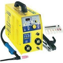 Svářecí invertor GYS TIG 168 DC HF, 230 V, 10 – 160 A, 011410 GYSMI