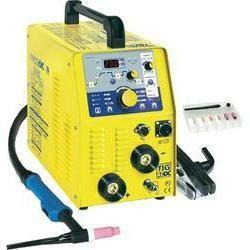 WIG svářečka GYS TIG 207 AC/DC HF FV, 10 - 200/5 - 160 A GYSMI