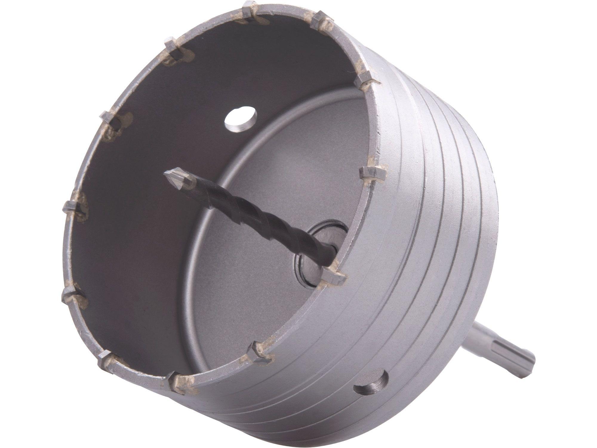 Vrták SDS PLUS do zdiva korunkový, O 125mm x 110mm, M22 EXTOL-PREMIUM