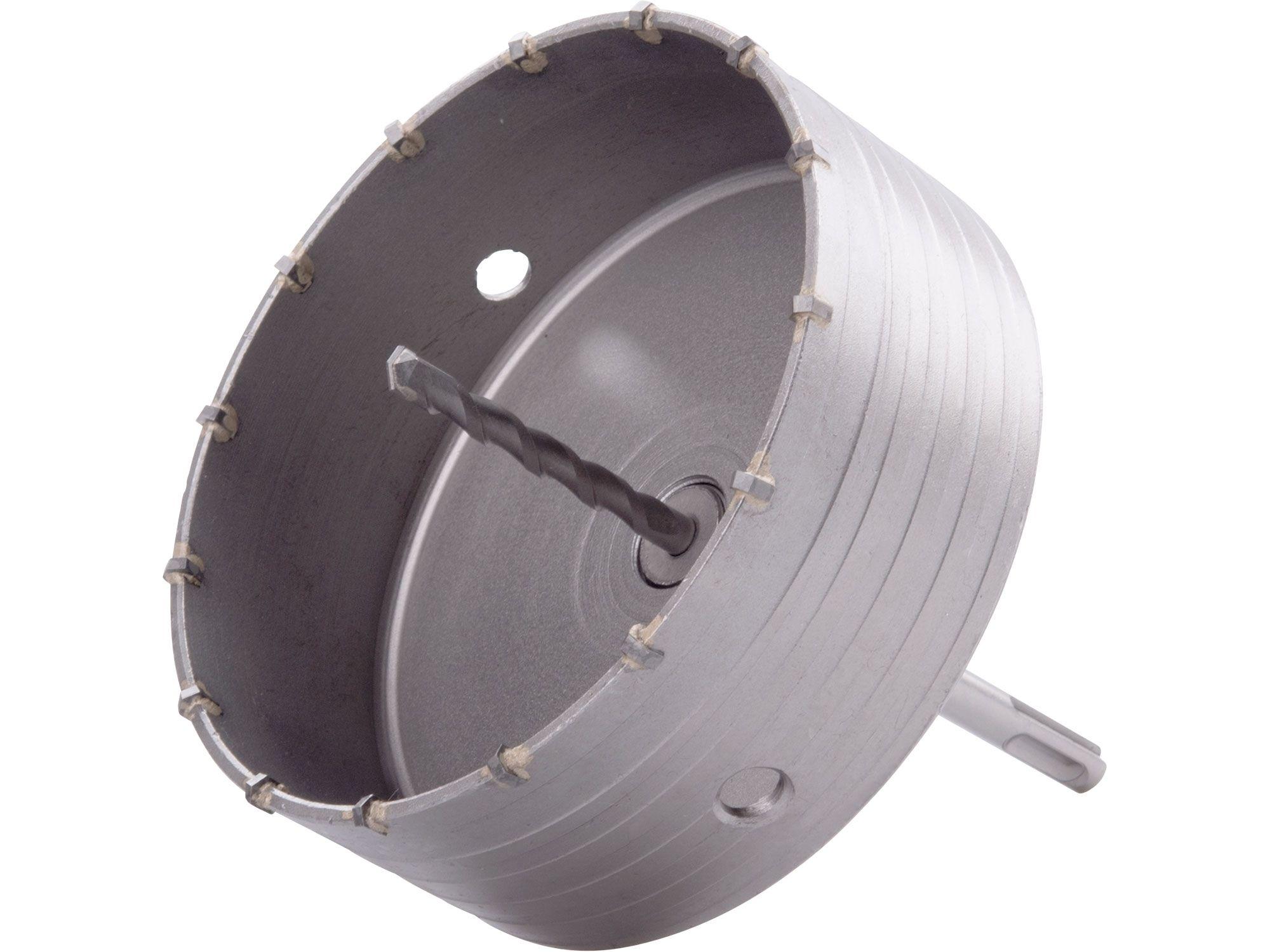 Vrták SDS PLUS do zdiva korunkový, O 150mm x 110mm, M22 EXTOL-PREMIUM