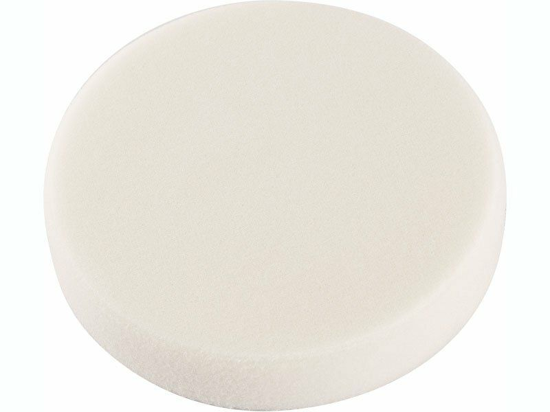 Kotouč leštící pěnový T20, bílý, Ř150x30mm, suchý zip, EXTOL PREMIUM