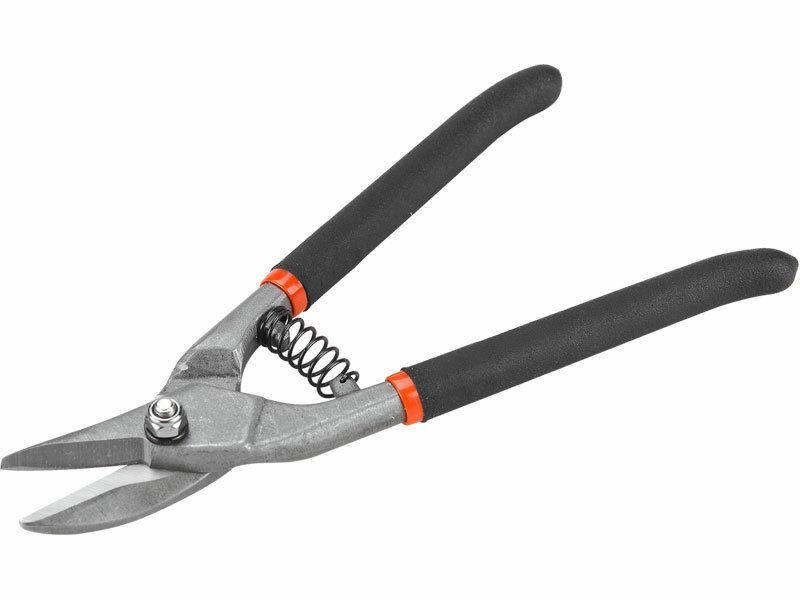 Nůžky na plech, 225mm, HCS EXTOL-PREMIUM