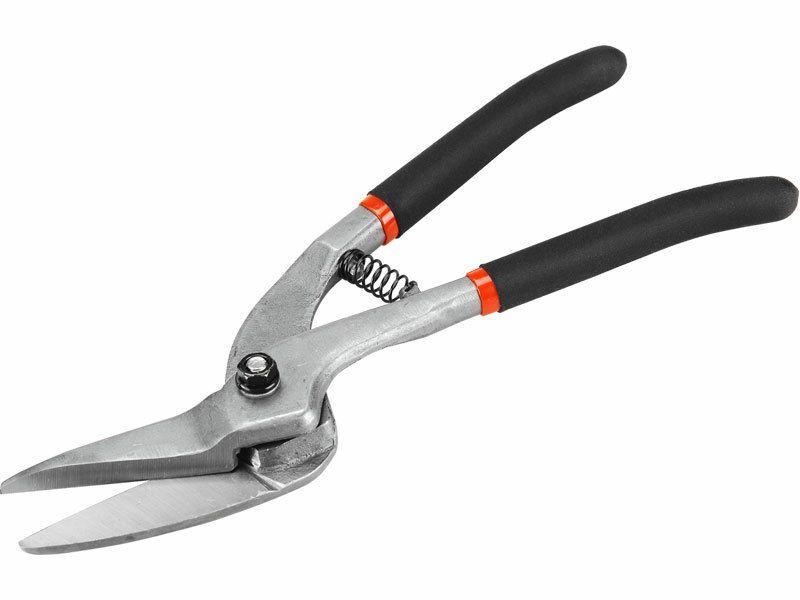 Nůžky na plech, 300mm, HCS, EXTOL PREMIUM