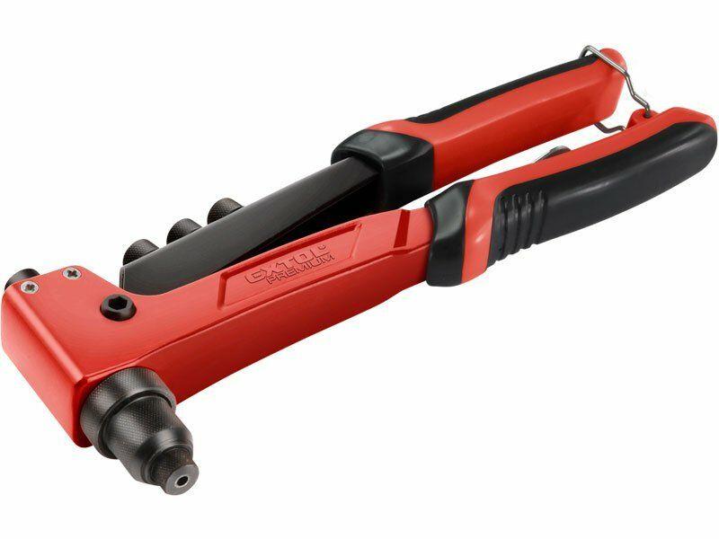 Kleště nýtovací, 250mm, 35Cr-Mo EXTOL-PREMIUM