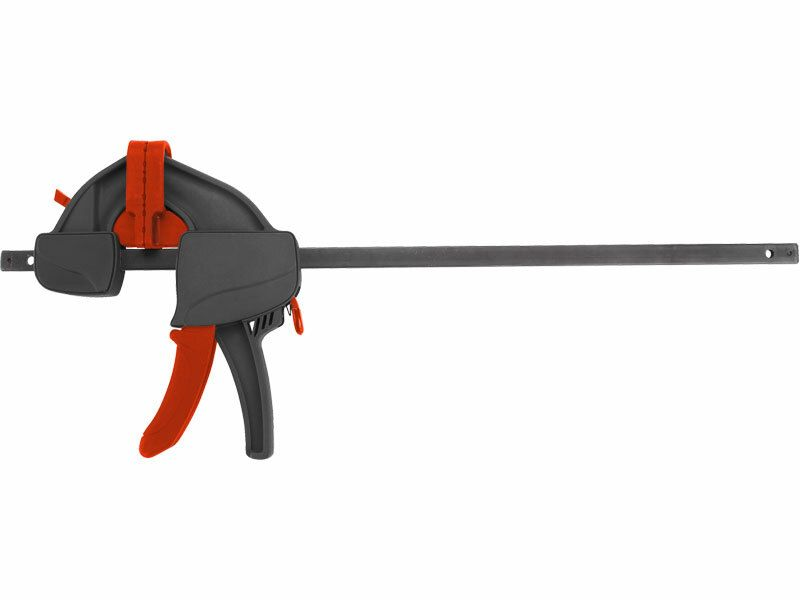 Svěrka rychloupínací, 600mm, 205-860mm, EXTOL PREMIUM