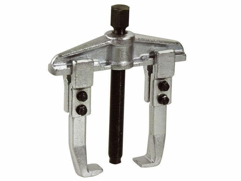 Stahovák dvouramenný, kovaný, rozpětí 200, hloubka 150mm, CrV EXTOL-PREMIUM