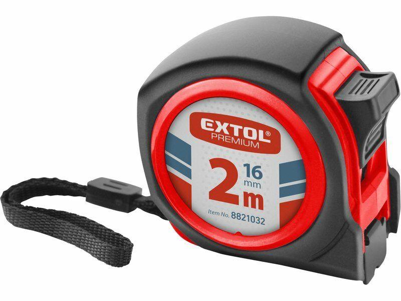 Metr svinovací COMPACT, 2m, š. pásku 16mm EXTOL-PREMIUM