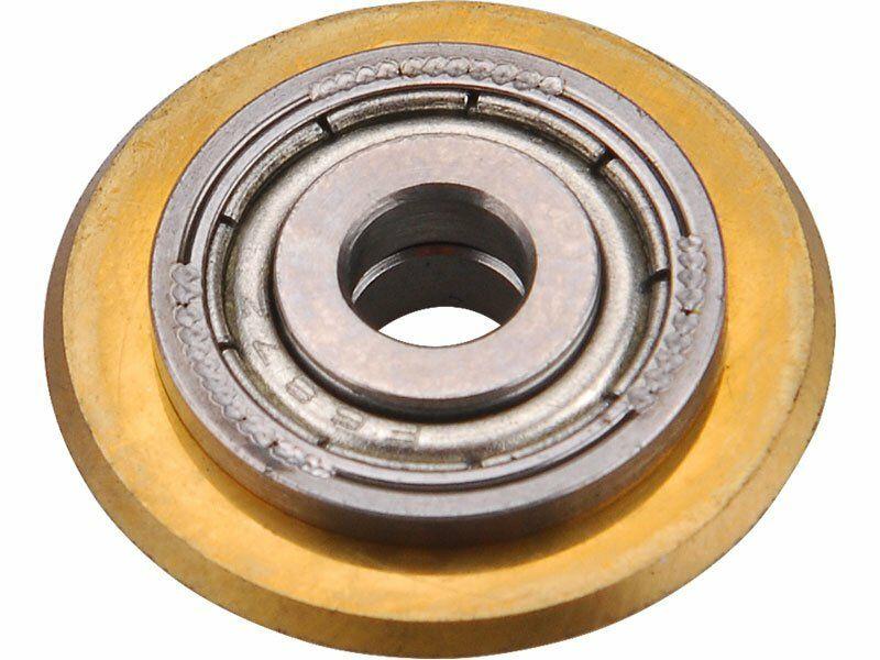 Kolečko řezací ložiskové, 22x6x5mm, pro přesnější a snadnější řezání EXTOL-PREMIUM
