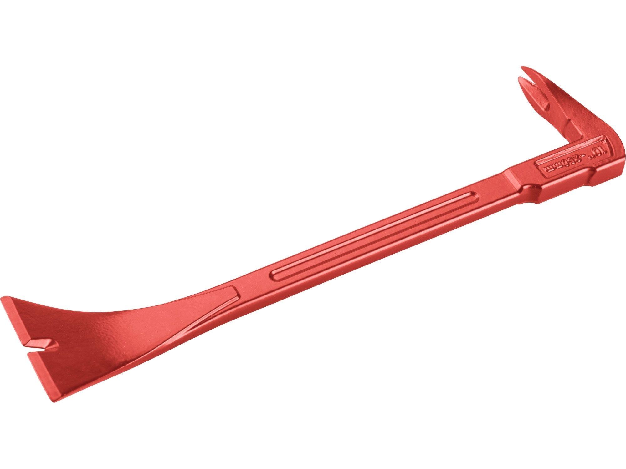 Vytahovač hřebíků-páčidlo, 250mm, kované EXTOL-PREMIUM