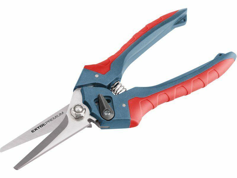 Nůžky víceúčelové nerez, 210mm EXTOL-PREMIUM