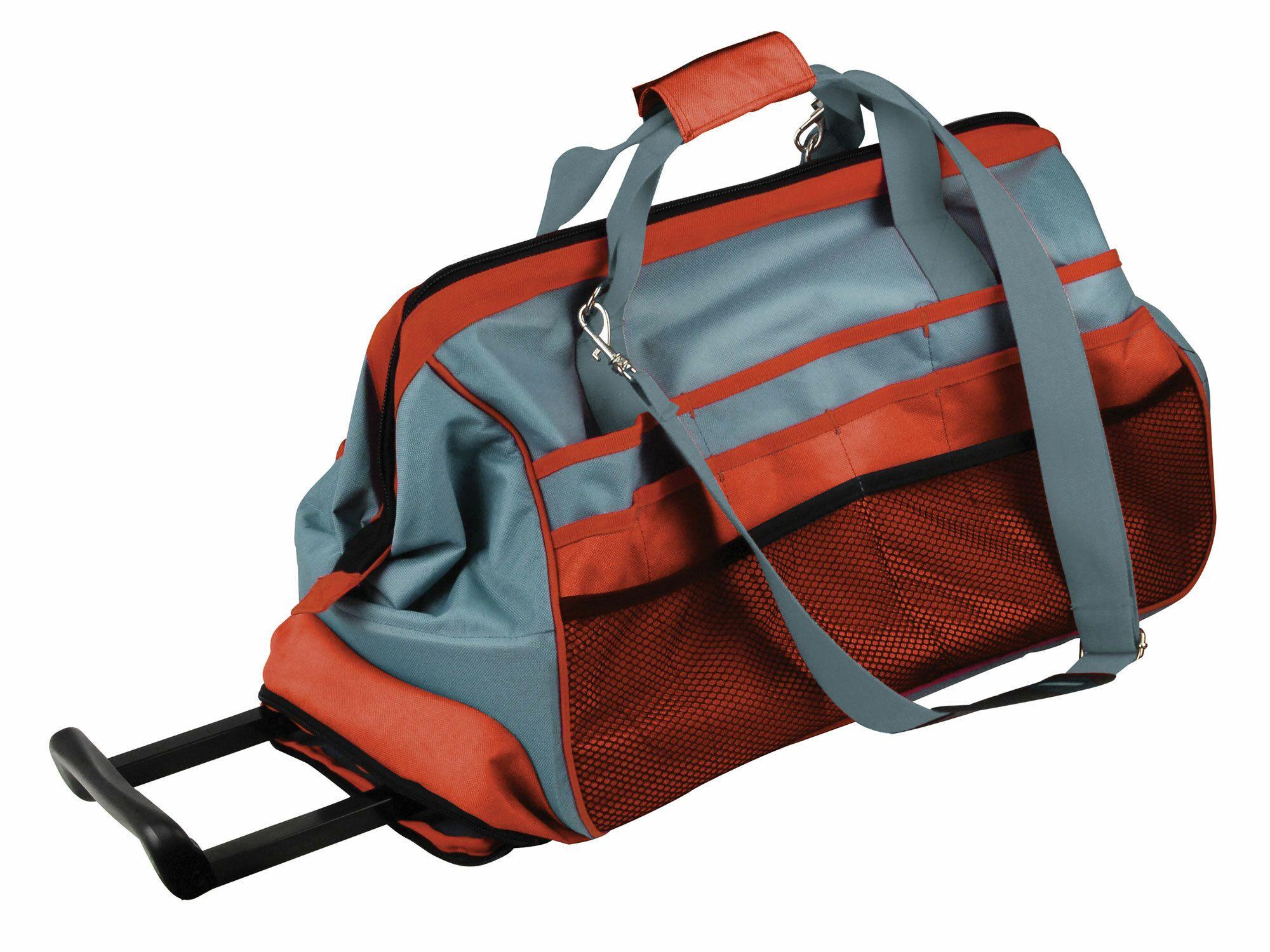 Taška na nářadí na kolečkách, 51x29x36cm, 29 kapes, nylon EXTOL-PREMIUM