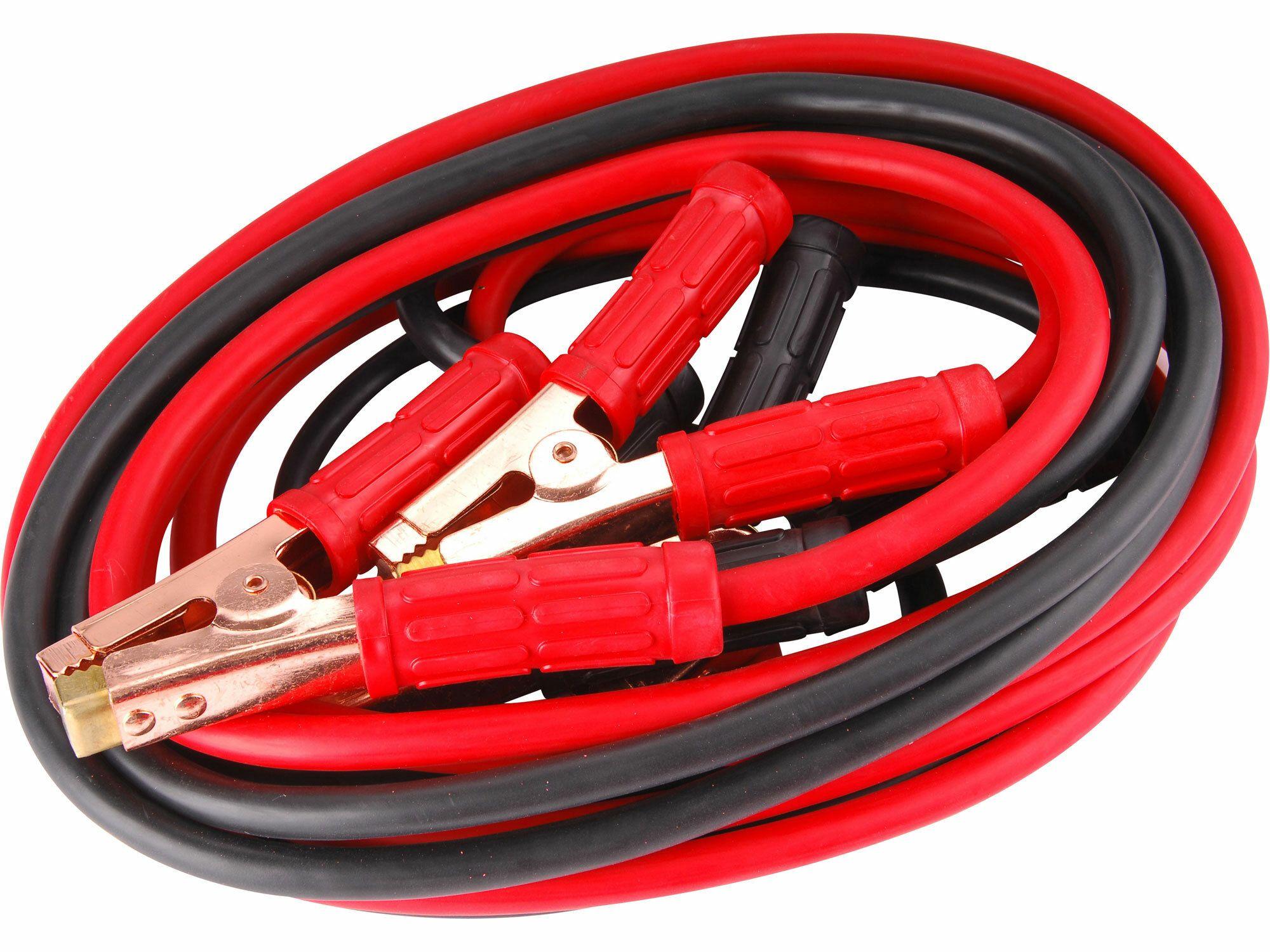 Kabel startovací, 800A, délka kabelu 5m, EXTOL PREMIUM 8864320