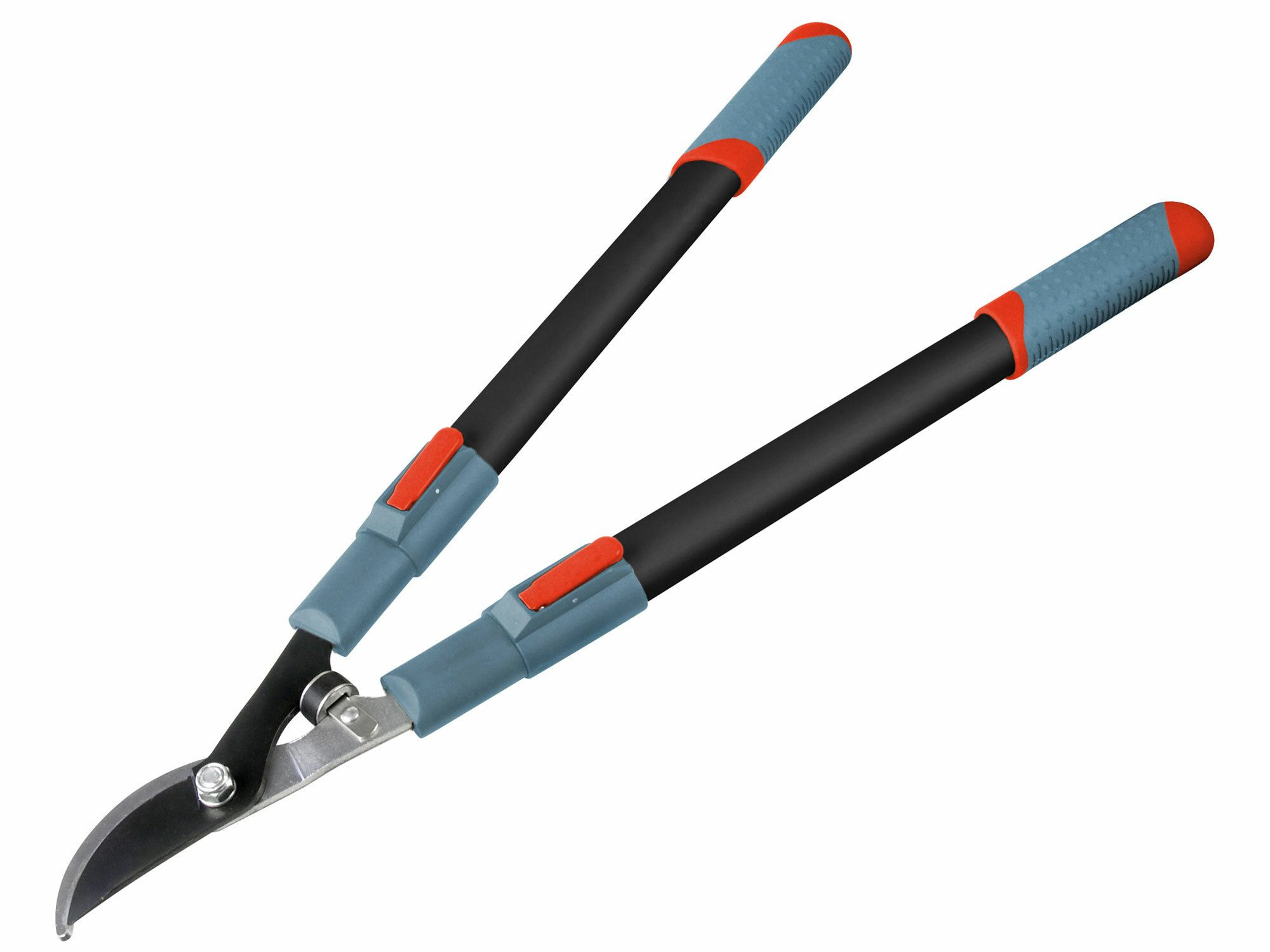 Nůžky na větve teleskopické dvousečné, 670-960mm, teleskopická rukojeť, EXTOL PREMIUM