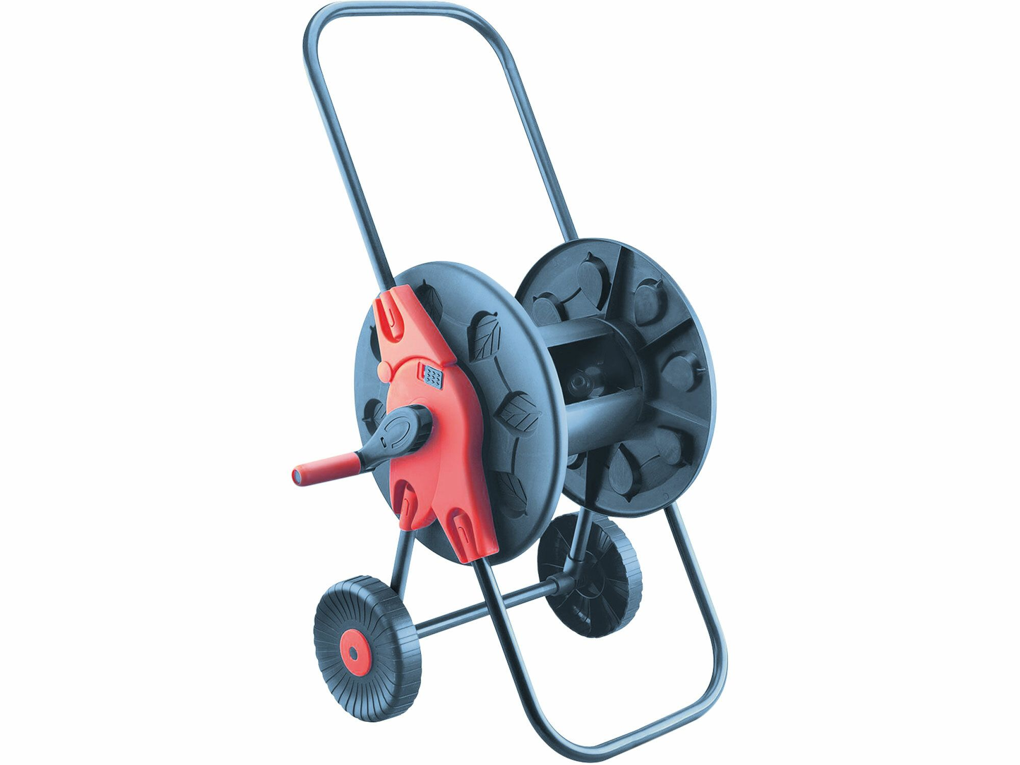 "Vozík na hadici, 1/2"" x 60m, ABS,kov EXTOL-PREMIUM"