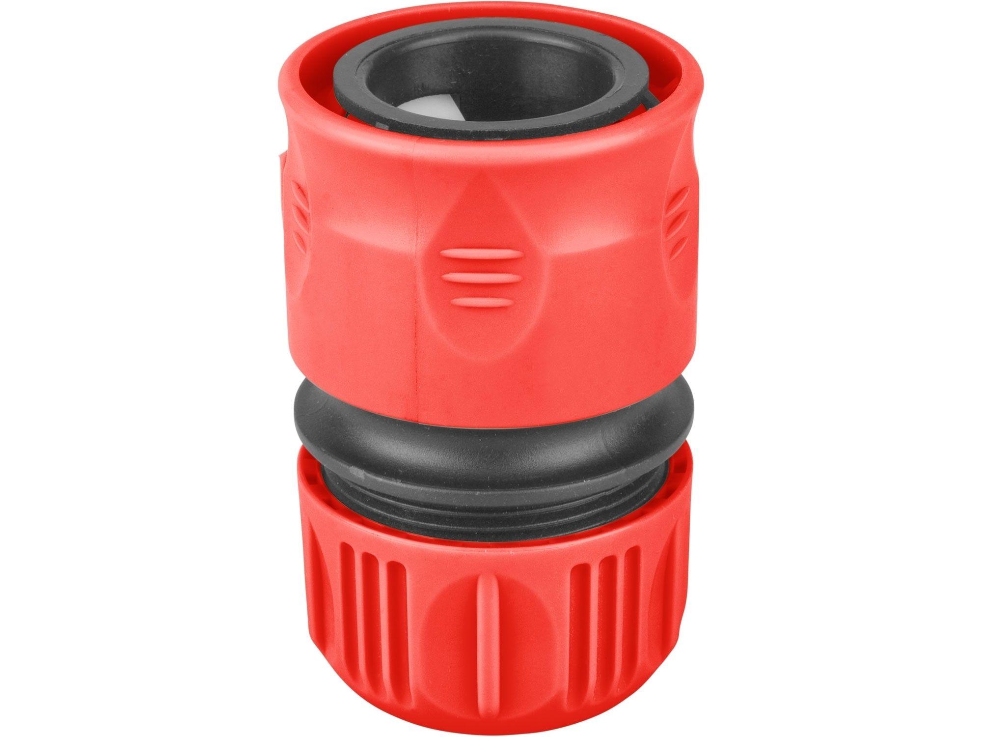 """Rychlospojka na hadici 1""""systém, STOP ventil, ABS, Extol Premium 8876504"""