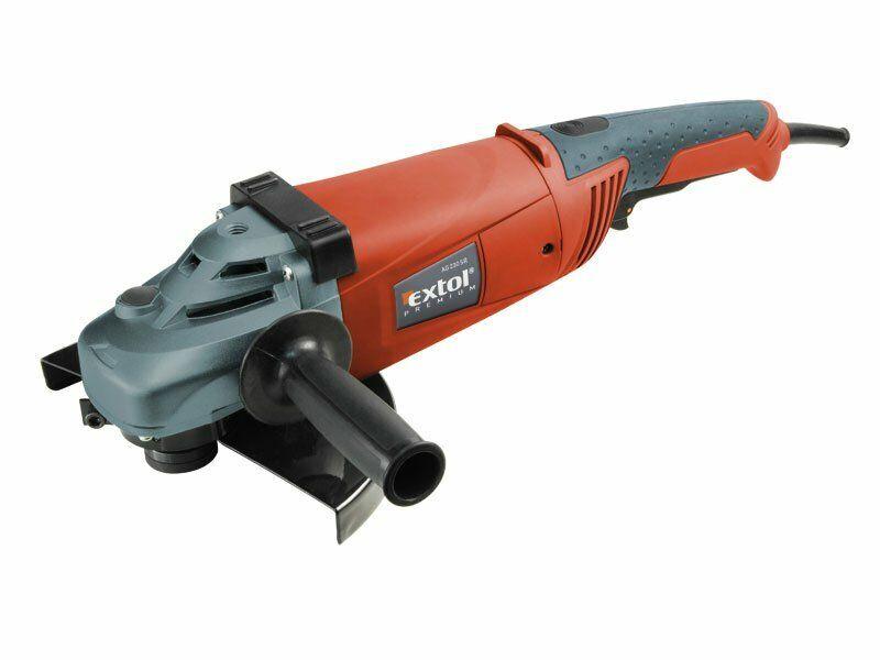 Bruska úhlová, 2350W, 230mm, EXTOL PREMIUM, AG 230 SR, 8892020
