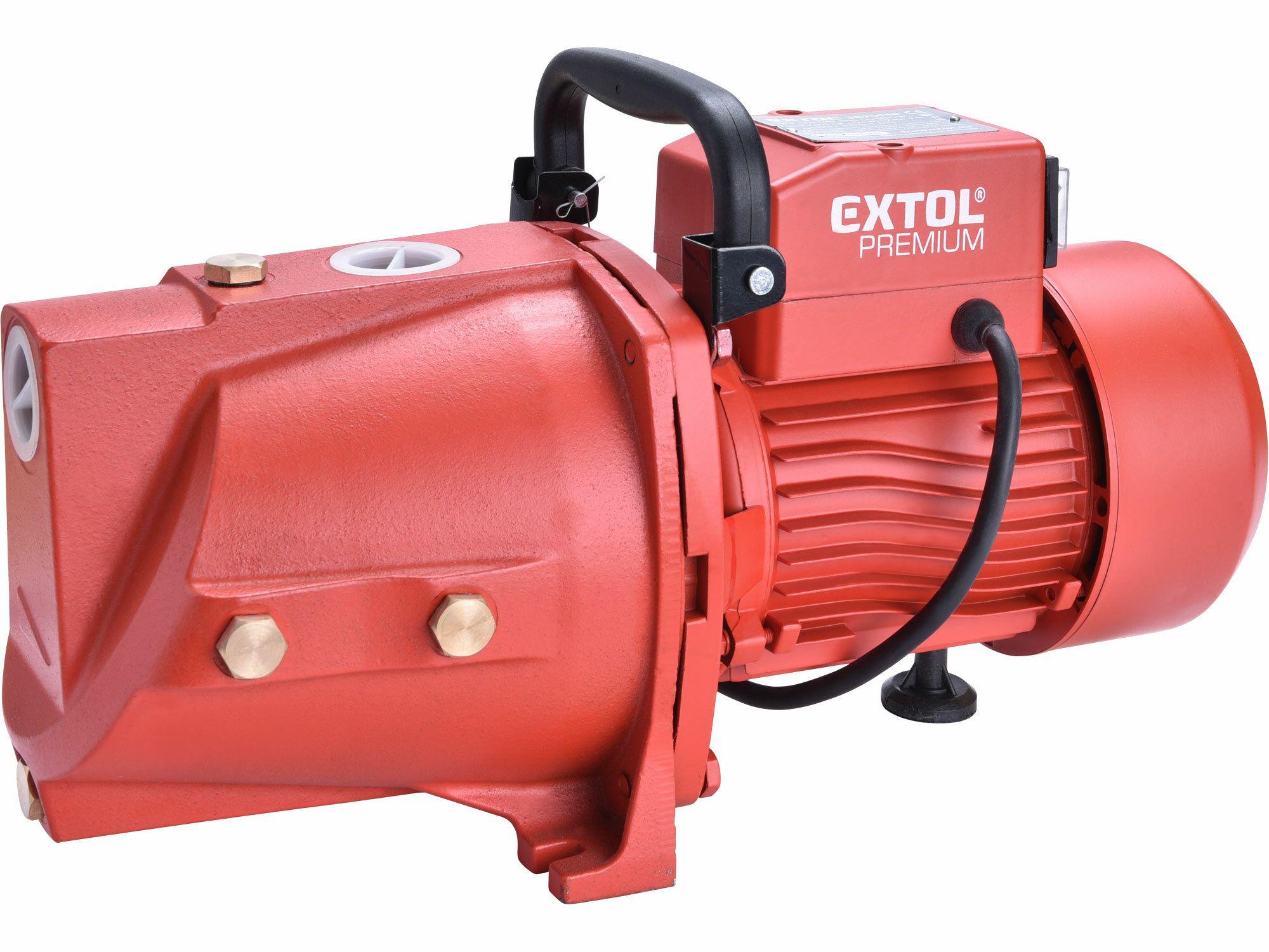 Čerpadlo proudové, 750W, 5270l/hod, EXTOL PREMIUM, 8895080