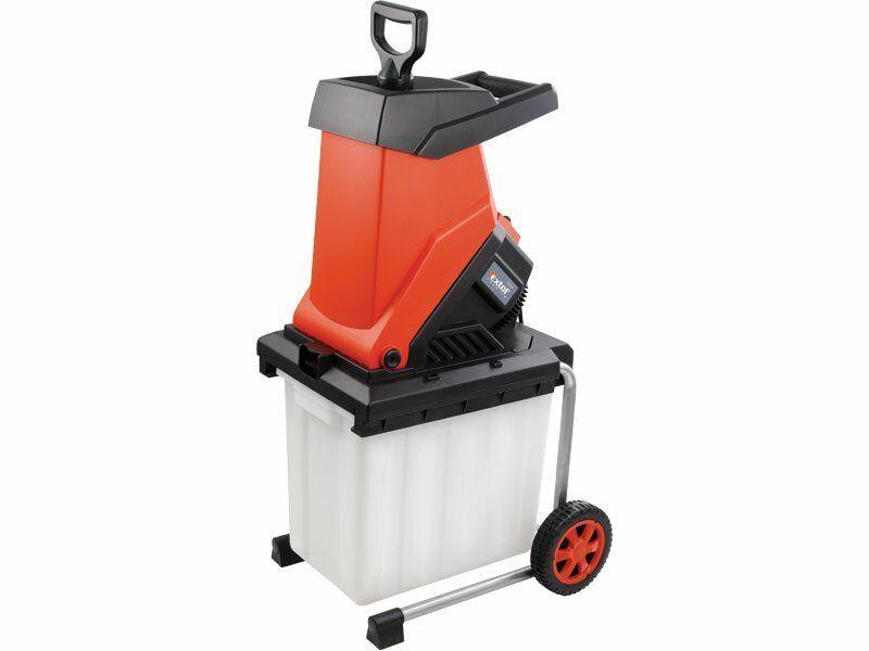 Drtič zahradního odpadu s boxem, 2500W, 50l, EXTOL PREMIUM, CS 24 B, 8895420