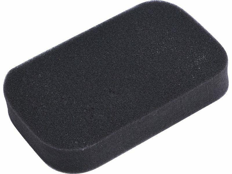 Filtr vzduchový, 151 x 107 x 24mm, pěna HERON