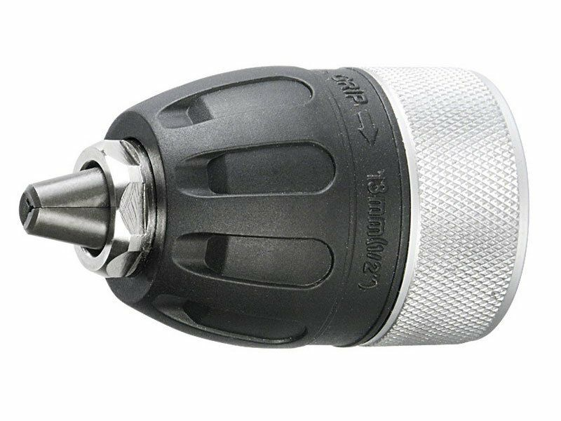 """Hlava rychloupínací sklíčidlová, 1,5-13mm, závit 1/2""""-20UNF EXTOL-PREMIUM"""