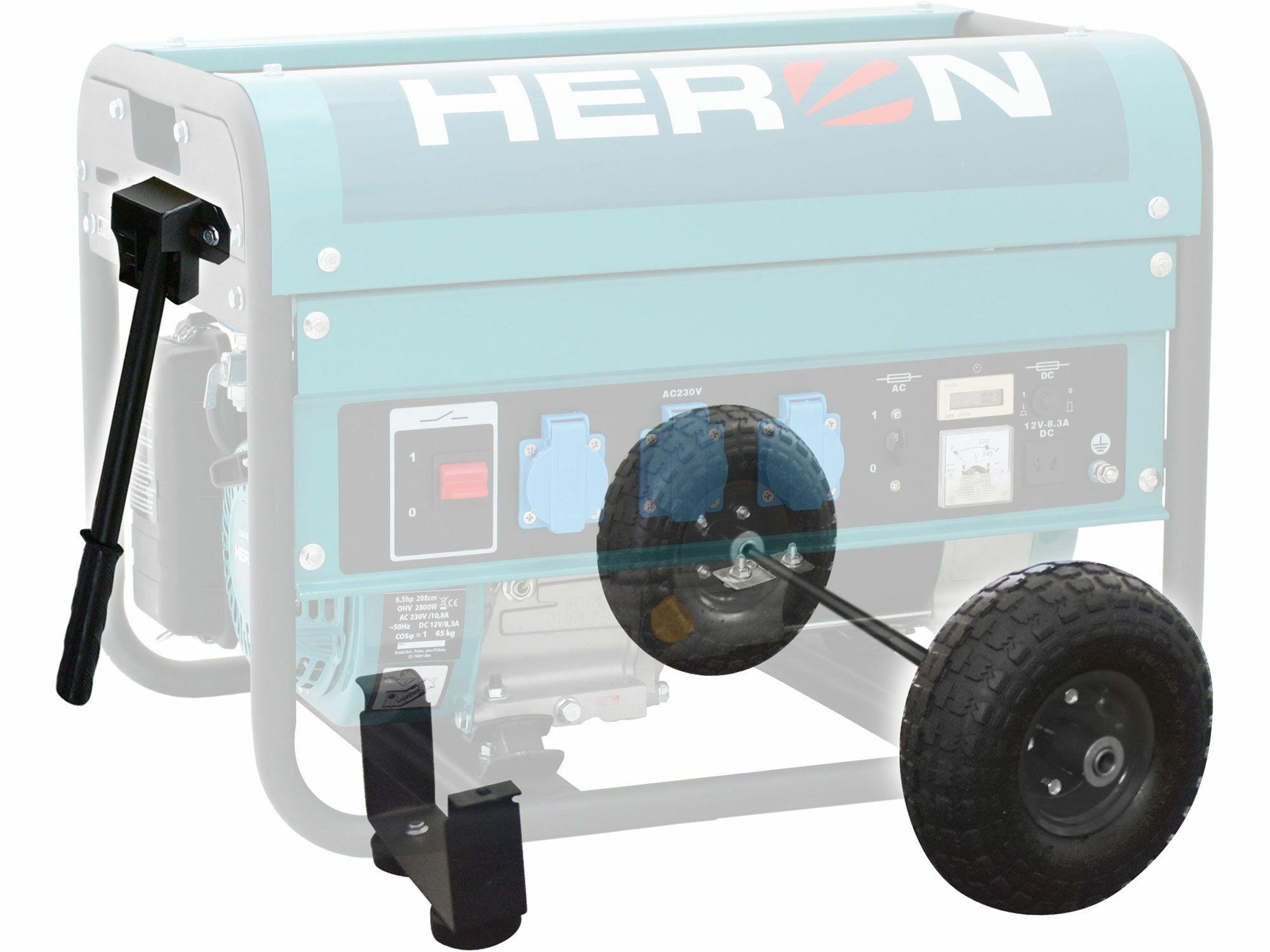 Podvozková sada, pro 8896111,  8898116, 421028, HERON, CHS 25-30