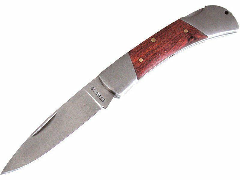 Nůž zavírací nerez SAM, 193mm, EXTOL CRAFT