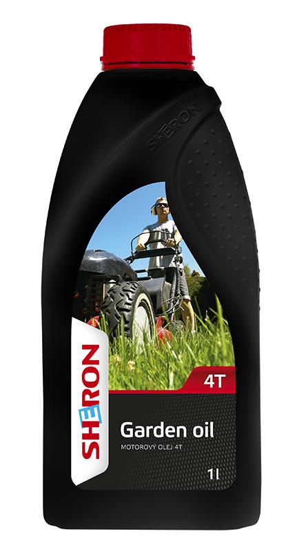 Garden Motorový Olej 4T 1 lt SHERON