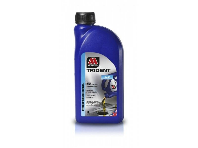 Millers Trident 5w30 1l MILLER OILS