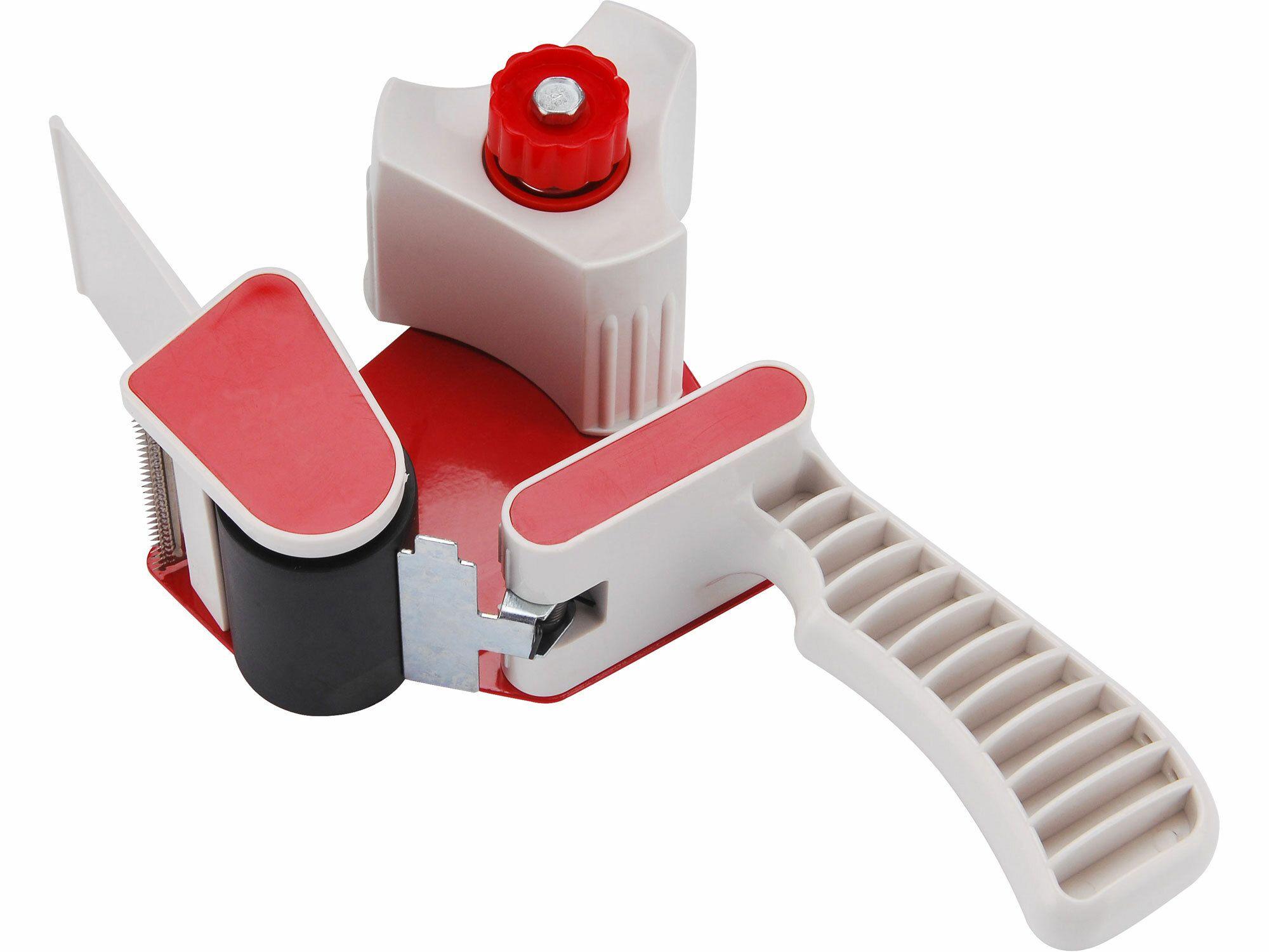 Odvíječ ruční s brzdou, pro lepící pásky do šířky 50mm a délky 66m EXTOL-CRAFT